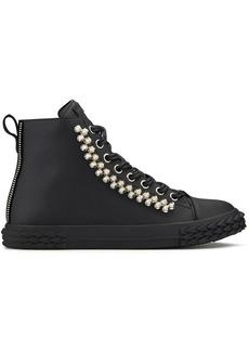 Giuseppe Zanotti hi-top stud sneakers