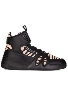 Giuseppe Zanotti high-top animal sneakers