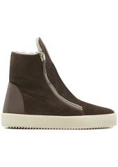Giuseppe Zanotti high-top sneakers