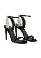 Giuseppe Zanotti Jamila 105mm embellished sandals