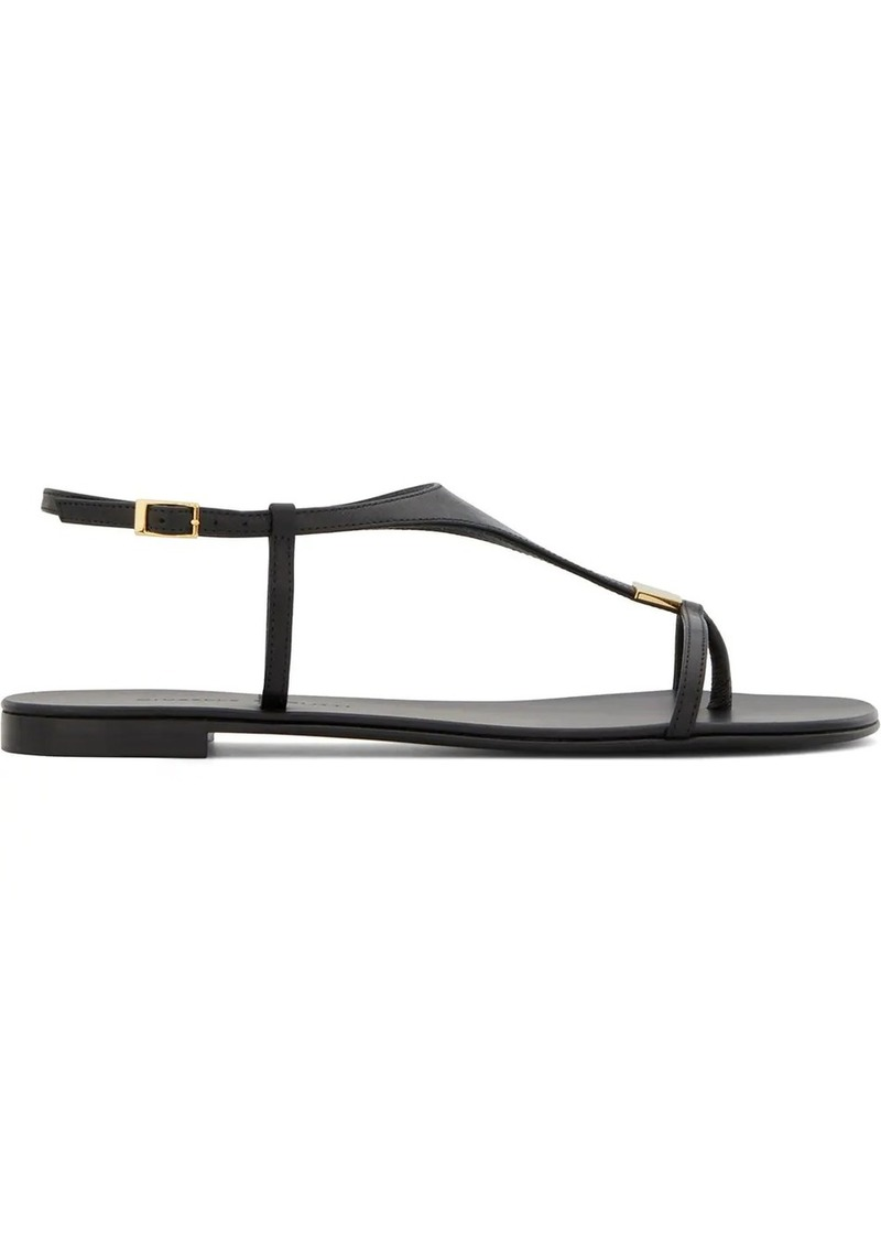 Giuseppe Zanotti Katharina flat sandals