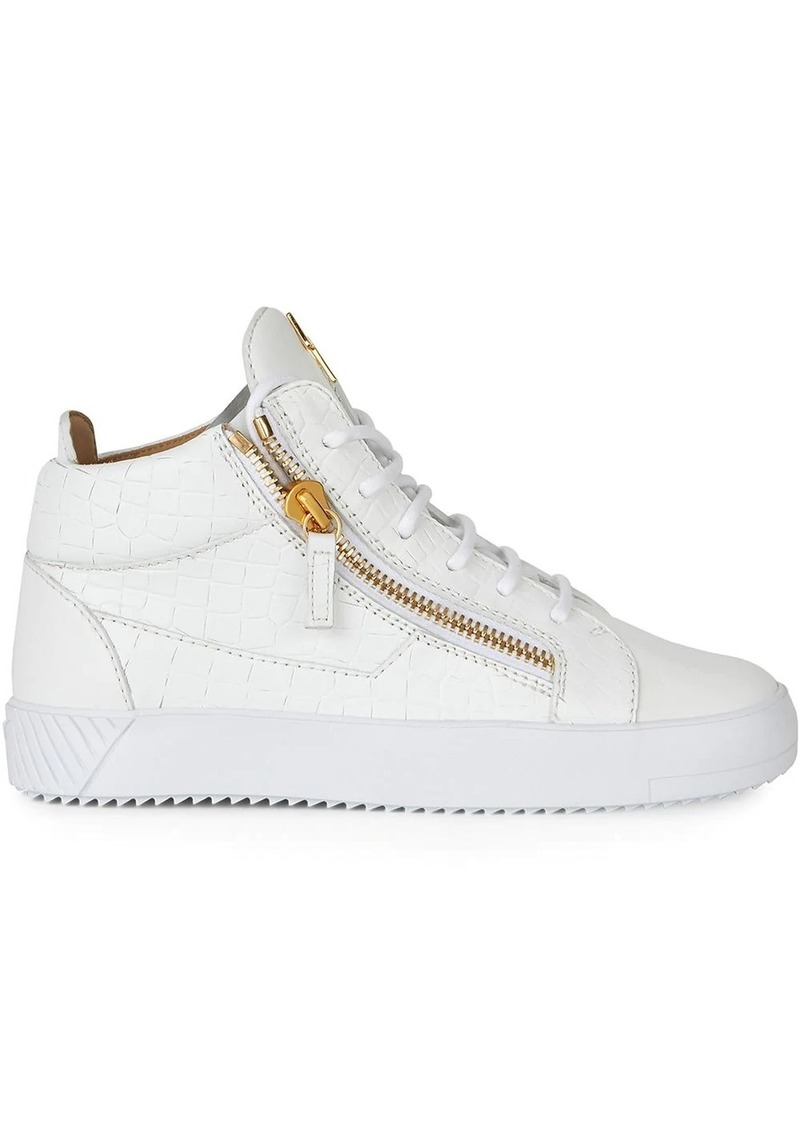 Giuseppe Zanotti Kriss high-top sneakers