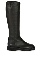 Giuseppe Zanotti leather calf-length boots