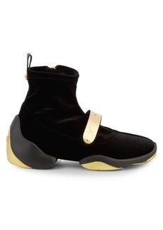 Giuseppe Zanotti Light Jump High-Top Sneakers