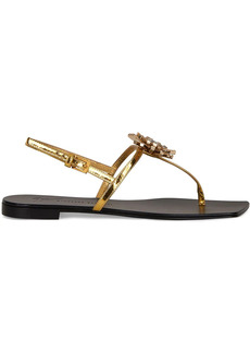 Giuseppe Zanotti Margy crystal-embellished sandals