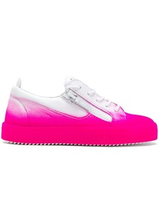 Giuseppe Zanotti May London bicolour sneakers