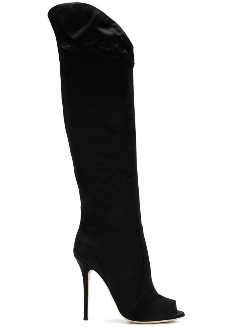 97d4e608915c Giuseppe Zanotti Minerva knee length boots