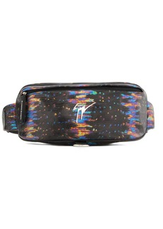 Giuseppe Zanotti Mirto tejus-print belt bag