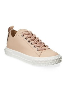 Giuseppe Zanotti Moxie Leather Low-Top Sneakers