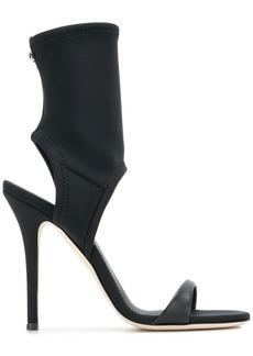 Giuseppe Zanotti neoprene cutout sandals