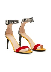 Giuseppe Zanotti Neyla Trio 85 sandals