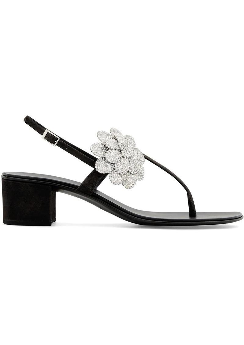 Giuseppe Zanotti Phoebe mid-heel sandals