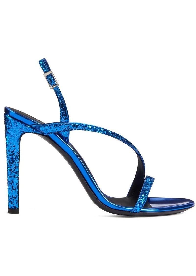 Giuseppe Zanotti Polina glitter sandals