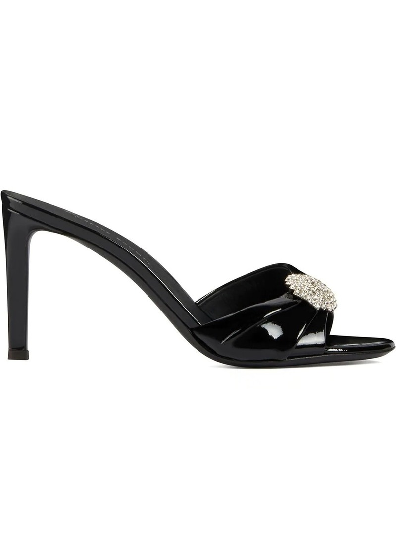 Giuseppe Zanotti Reeva crystal-detail sandals