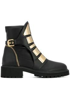 Giuseppe Zanotti Regan boots