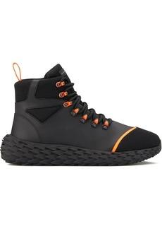 Giuseppe Zanotti ridged sole sneakers