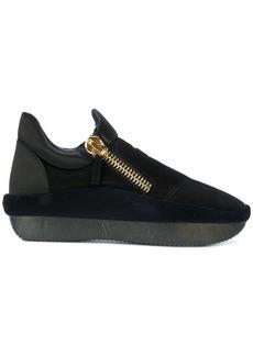 Giuseppe Zanotti Runner extended sole sneakers
