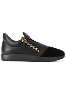 Giuseppe Zanotti Runner zip sneakers
