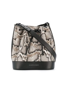 Giuseppe Zanotti Selly bucket bag