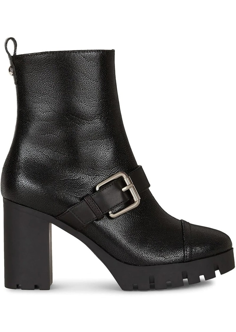 Giuseppe Zanotti side-buckle ankle boots