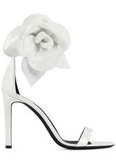 Giuseppe Zanotti Siuxsie rose-detail sandals