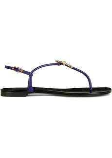 Giuseppe Zanotti star crystal-embellished sandals
