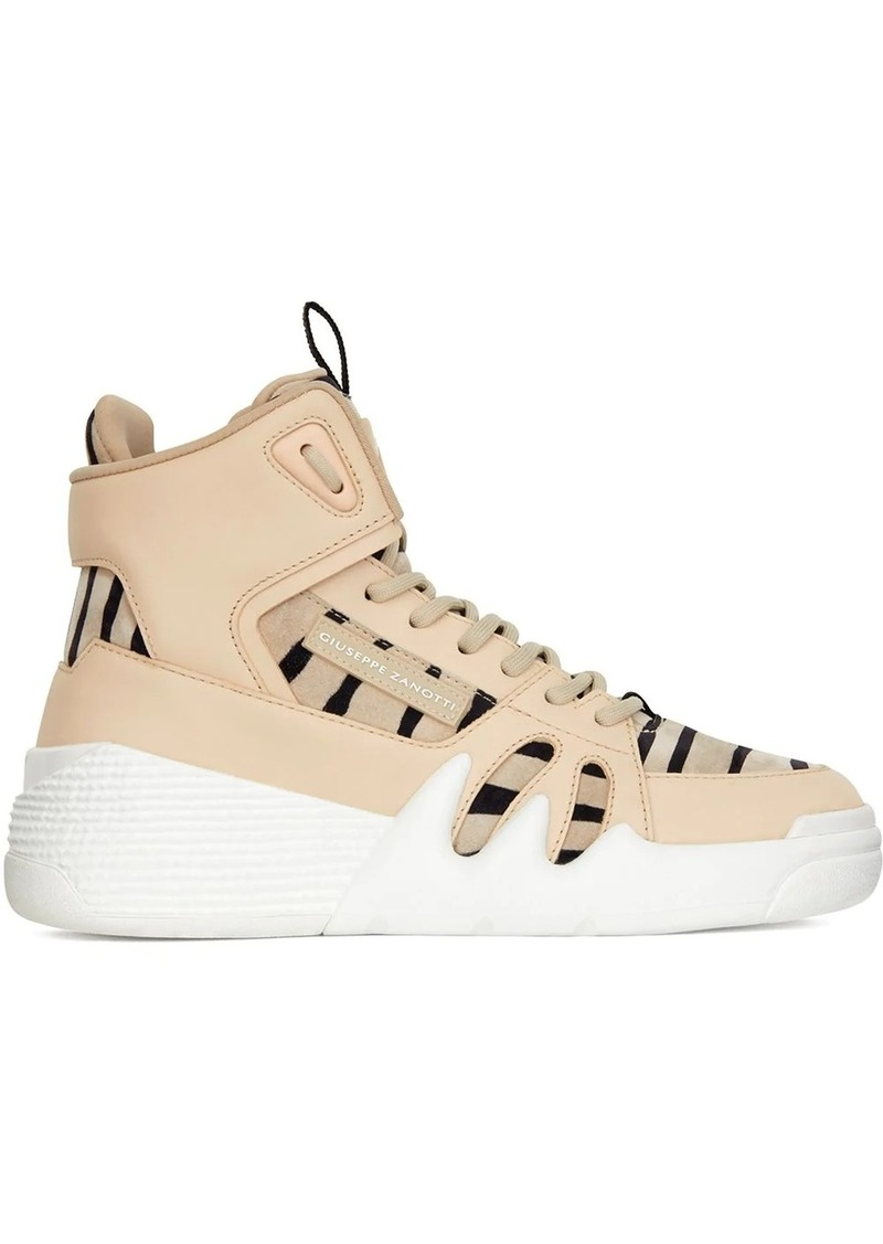 Giuseppe Zanotti Talon hi-top sneakers
