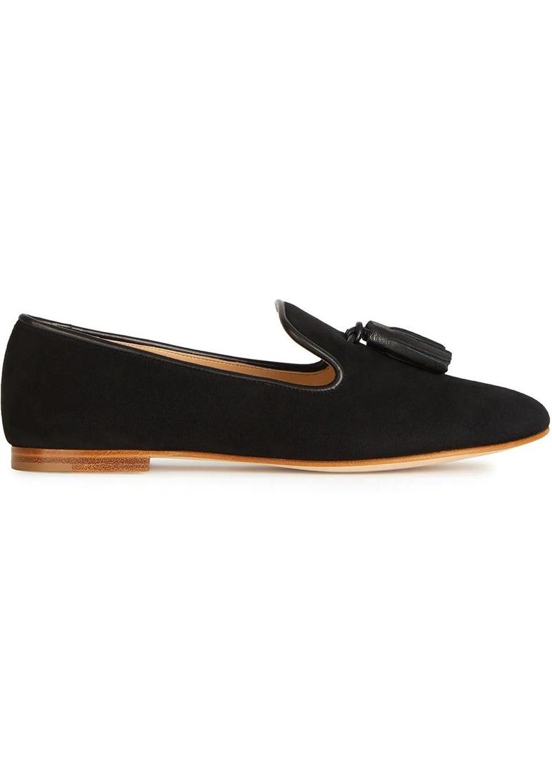 Giuseppe Zanotti tassel detail slippers