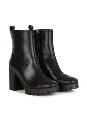 Giuseppe Zanotti track-sole ankle boots