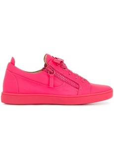 Giuseppe Zanotti Unfinished low-top sneakers