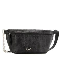 Giuseppe Zanotti Valerie snakeskin-effect belt bag