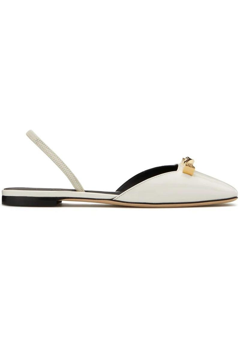 Giuseppe Zanotti Vania slingback ballerina shoes