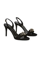 Giuseppe Zanotti Verbena 80mm slingback sandals