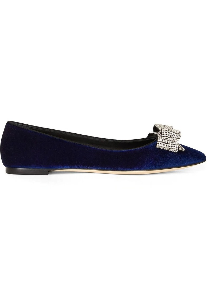Giuseppe Zanotti Yara ballerina shoes