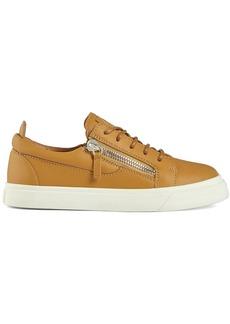 Giuseppe Zanotti zipped low top sneakers