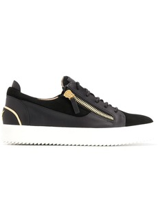 Giuseppe Zanotti zipped low-top sneakers