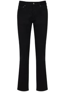 Givenchy 16.4cm Stretch Cotton Denim Slim Jeans