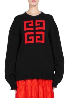 Givenchy 4 G Sweater