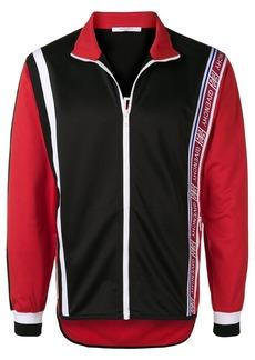Givenchy 4G band zipped jacket