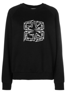 Givenchy 4G graphic logo sweatshirt