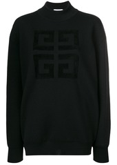 Givenchy 4G knitted jumper