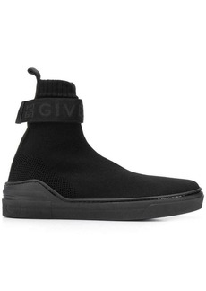 Givenchy 4G mid sock sneakers