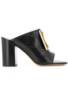 Givenchy 4G mules