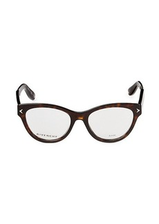 Givenchy 50MM Round Optical Glasses