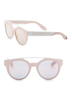 50MM Round Sunglasses