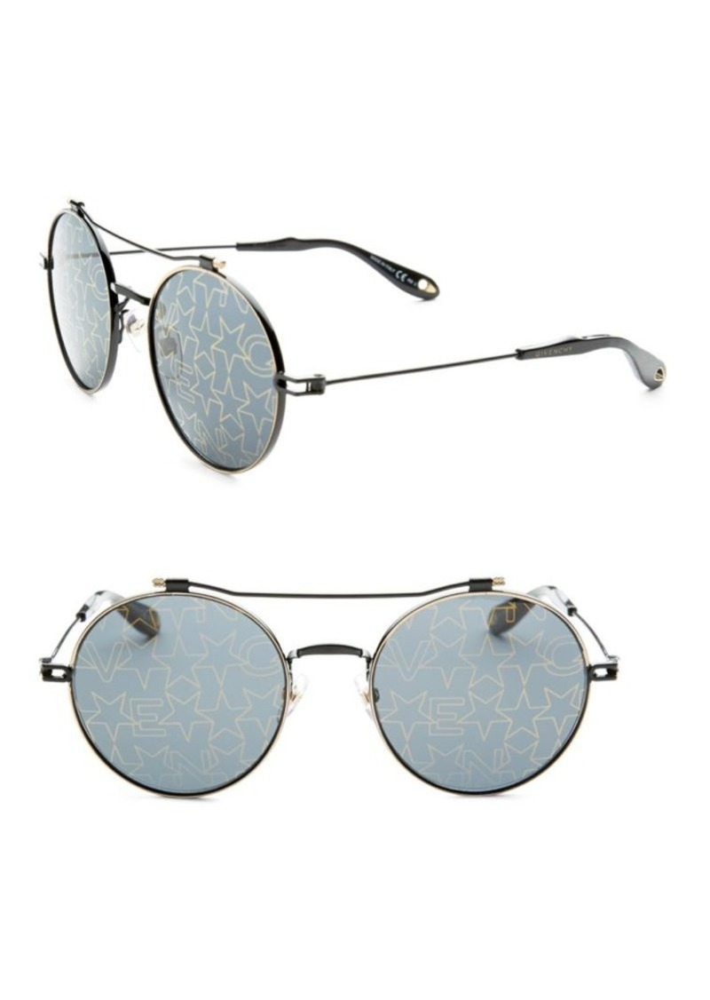 f6499d8a6a28 Givenchy 53MM Round Sunglasses | Sunglasses
