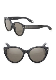 54MM Cat's-Eye Sunglasses