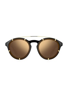 Givenchy 54MM Round Sunglasses
