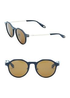 Givenchy 50MM Aviator Sunglasses