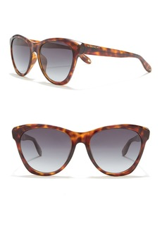 Givenchy 55mm Modified Cat Eye Sunglasses